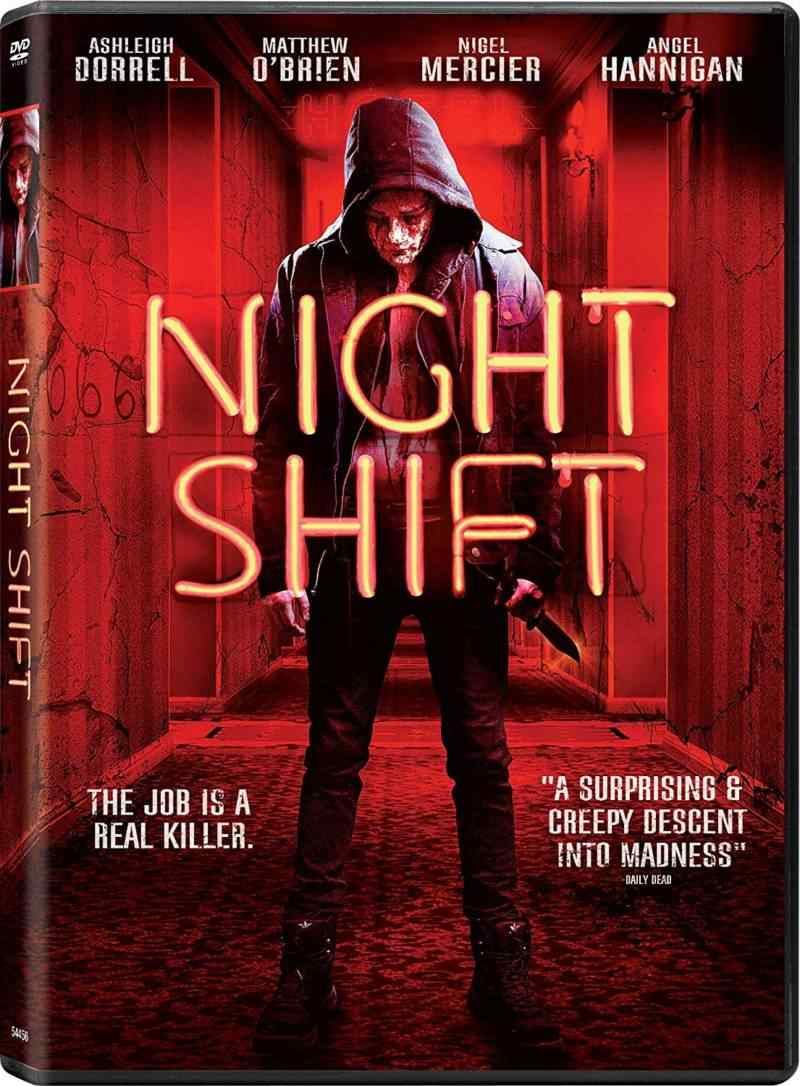 Review: Stephen Hall's Night Shift